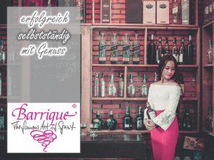Barrique – The famous Art of Spirit